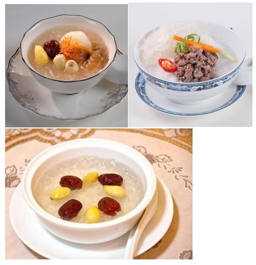 Các món ăn được chế biến từ Yến sào Nha Trang