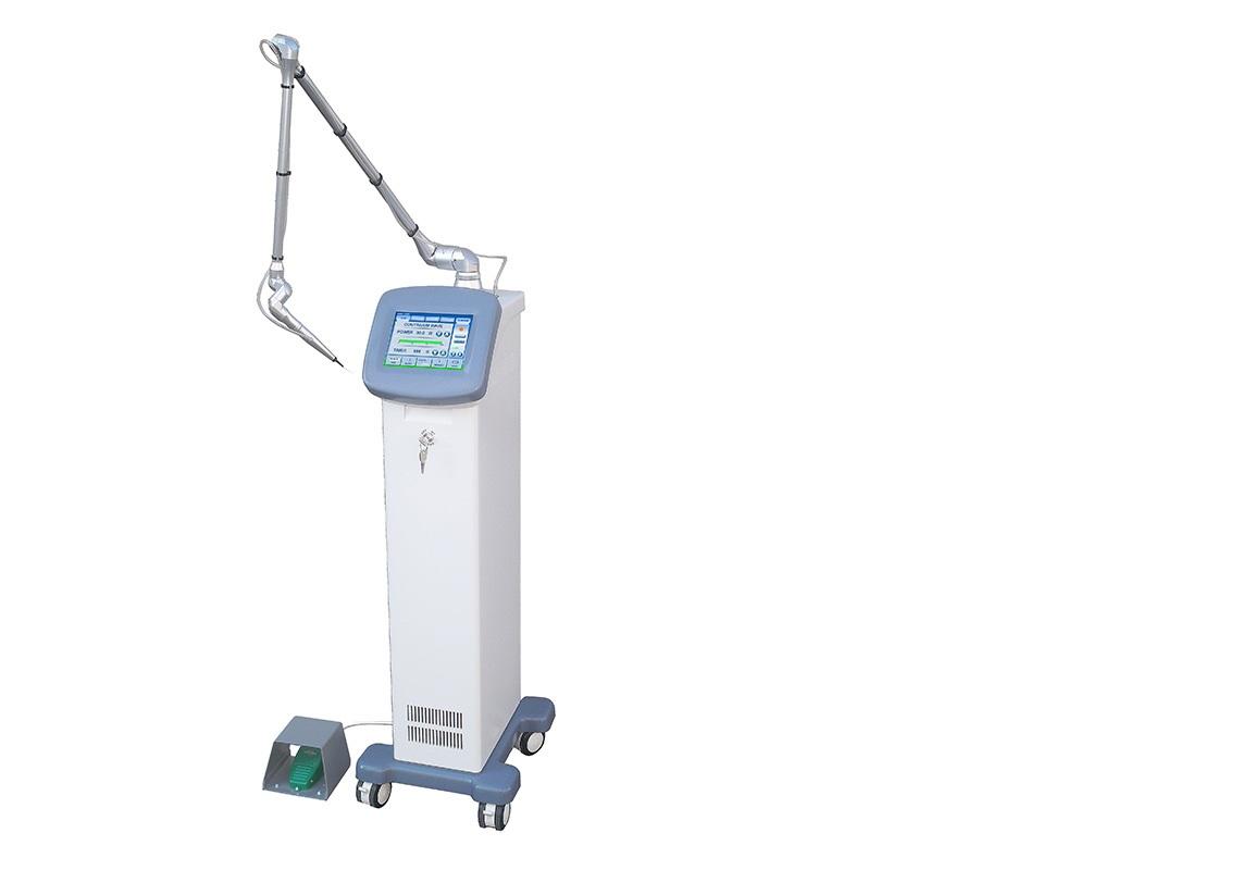 Máy phẫu thuật Laser CO2 dùng trong phẫu thuật ENT; Răng hàm mặt; Thẫm Mỹ và Ngoại Tổng Quát (loại di động)