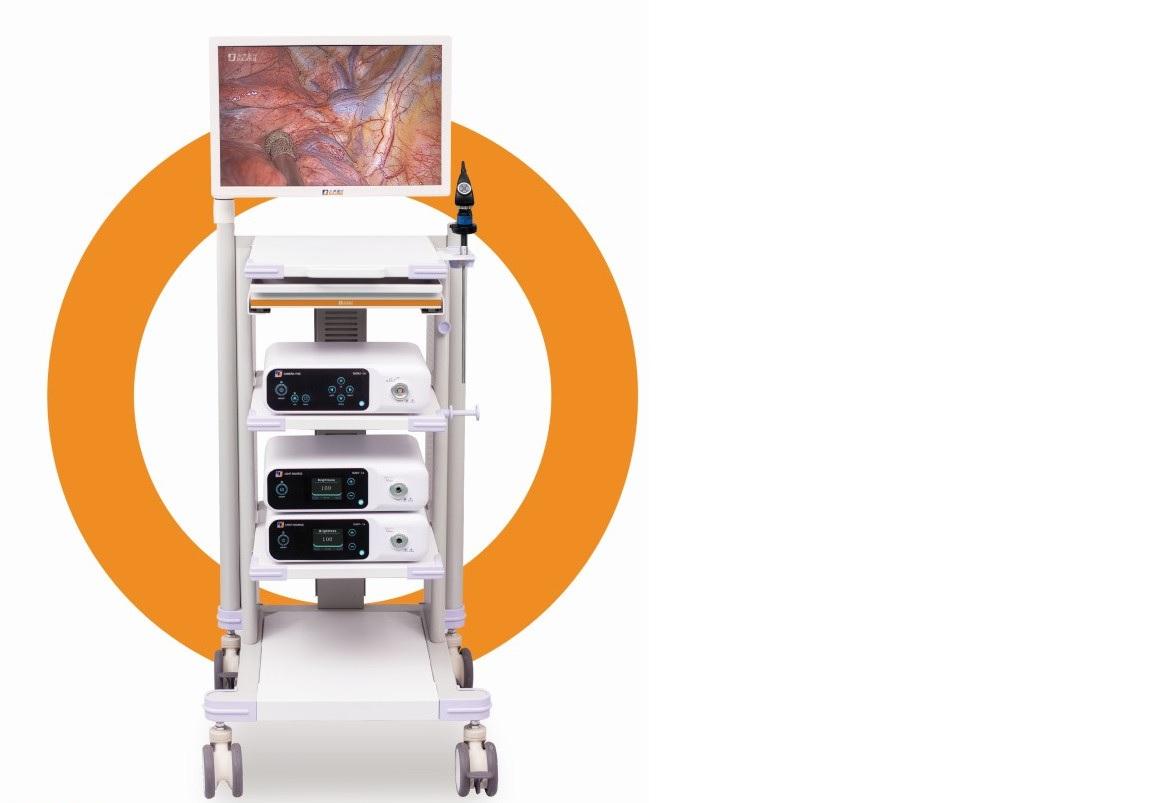 Hệ thống nội soi và phẫu thuật nội soi Full HD 1080 FHD+ với cảm biến 1/1.9