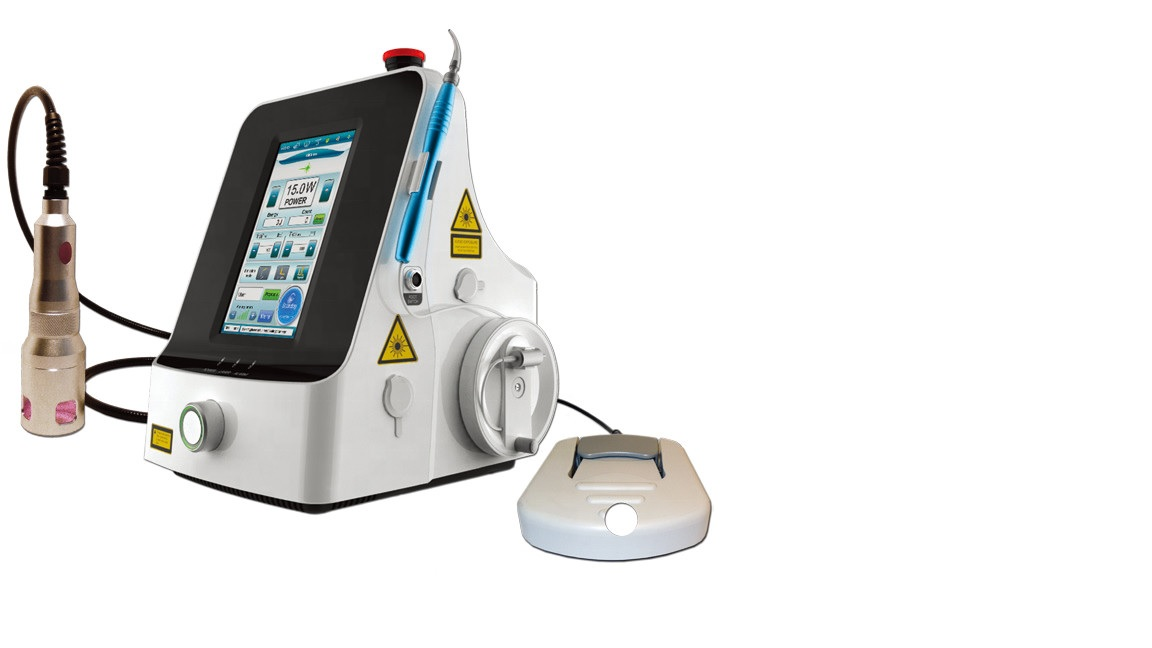 Máy điều trị thoát vị đĩa đệm bằng laser