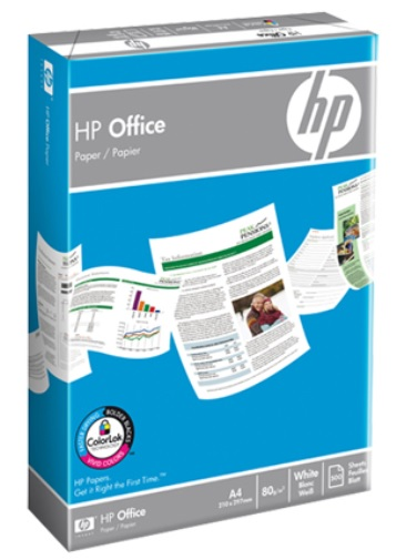 Giấy in A4 loại cao cấp HP A4 80Gsm