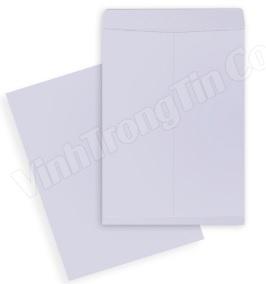 Bao thư A4 trắng (25x35) cm