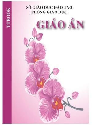 Tập giáo án 200 trang khổ A4