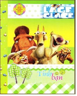 Tập vở học sinh Tình bạn hòa bình 96 trang