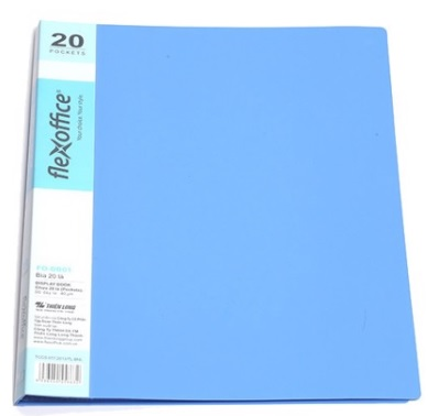 Bìa còng 20 lá size A4