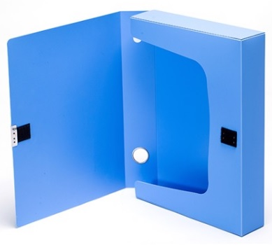 Bìa hộp A4 dày 90mm