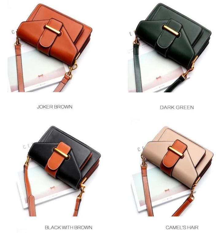 Túi xách da thời trang kiểu Hàn Quốc