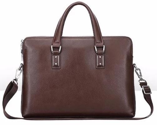 Túi xách tay thời trang nam dùng trong kinh doanh