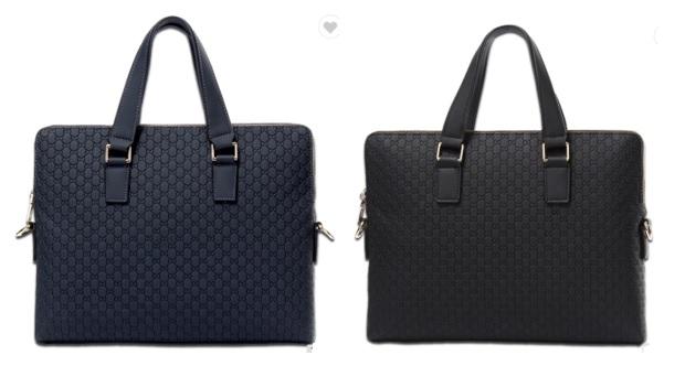 Túi da chính hãng dùng cho nam dùng trong kinh doanh