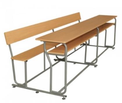 Bàn ghế học sinh; sinh viên 4 chỗ