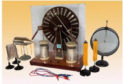 Bộ thí nghiệm điện tích – điện trường