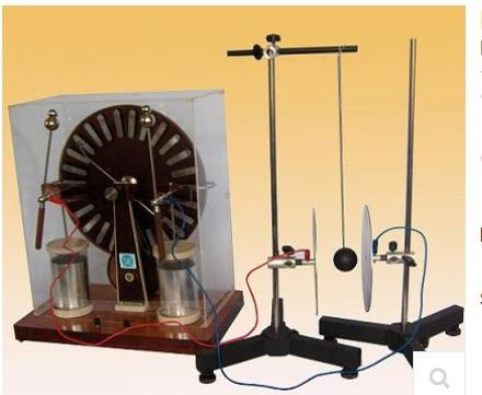 Bộ thí nghiệm NC8 Biểu Diễn Về Sự Nhiễm Điện
