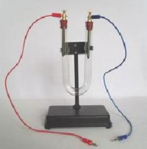 Bộ dung cụ điện phân dd CUSO4