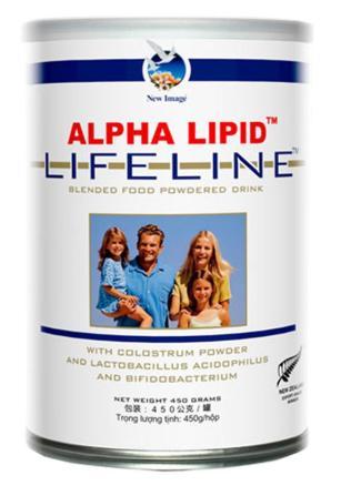 Sữa non Alpha Lipid LineLife (Dành cho mọi đối tượng từ 03 tuổi trở lên)