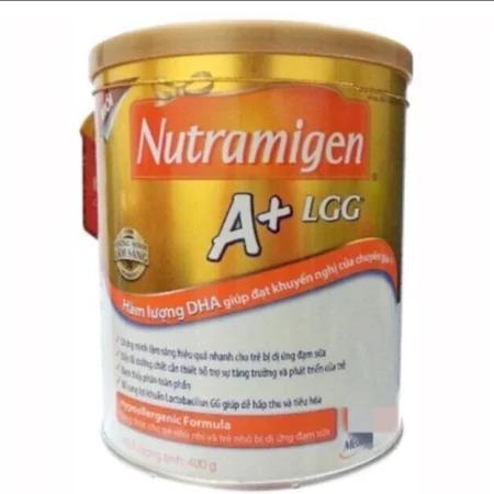Sữa Nutramigen A+ LGG dùng cho từ 0 -> 12 tháng tuổi (Sữa đặc hiệu dùng cho trẻ nhỏ bị dị ứng đạm sữa)