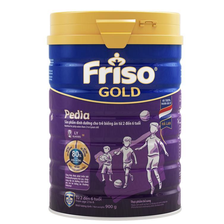Sữa Friso® Gold Pedia (Sữa đặc hiệu dành cho trẻ biếng ăn từ 02 đến 06 tuổi)