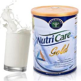 Sữa Nutricare gold (Sữa đặc hiệu dành cho người phục hồi sức khỏe; phòng bệnh tim mạch; hỗ trợ tiêu hóa; hỗ trợ xương khớp)