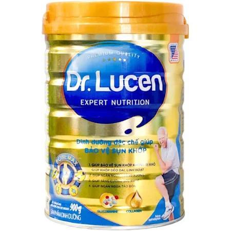 Sữa Dr. Lucen BoneMax (Sữa đặc hiệu dinh dưỡng đặc chế bổ sung Glucosamine, Collagen giúp bảo vệ Sụn Khớp, giúp cơ, xương, khớp dẻo dai, linh hoạt, giúp ngăn ngừa loãng xương, giúp tăng cường sức khỏe