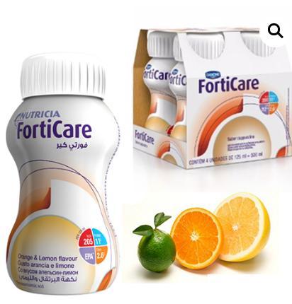 Sữa FortiCare (Sữa đặc hiệu dinh dưỡng chuyên biệt dành cho bệnh nhân ung thư, người có nhu cầu dinh dưỡng cao)