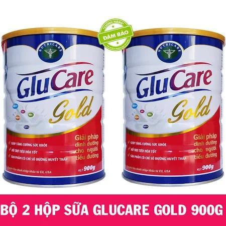 Sữa Nutricare Glucare Gold (Sữa đặc hiệu dinh dưỡng y học cho người tiểu đường)