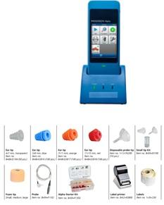 Máy đo thính lực dùng cho trẻ em loại cầm tay