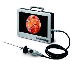 Nội soi chẩn đoán Tai Mũi Họng loại xách tay với màn hình kỹ thuật số Full HD 12 inch