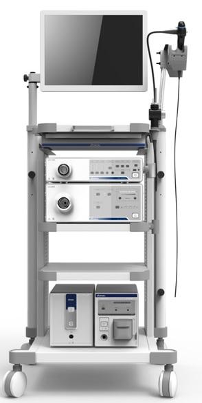 Hệ thống Nội soi chẩn đoán Tai Mũi Họng bằng ống mềm