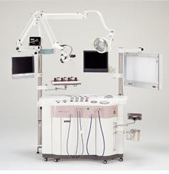 Hệ thống bàn khám tai mũi họng