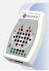 Máy đo điện não đồ 32 kênh loại xách tay cao cấp