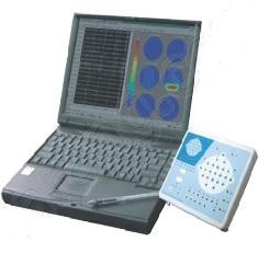 Máy đo điện não đồ kỹ thuật số 24 kênh kết hợp với Laptop