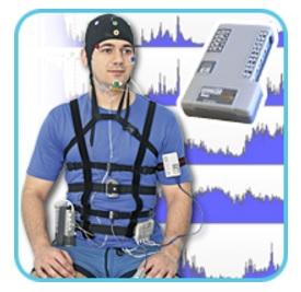 Máy đo điện não đồ đa chức năng 19/26 kênh (đo điện não; điện tim; SpO2; ..) cho người lớn; trẻ em; trẻ sơ sinh