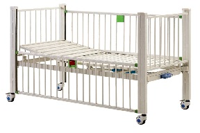 Giường ngủ bán tự động cho trẻ em có lan can và có thể nâng đầu