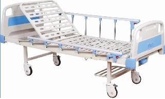 Giường bệnh nhân 01 tay quay