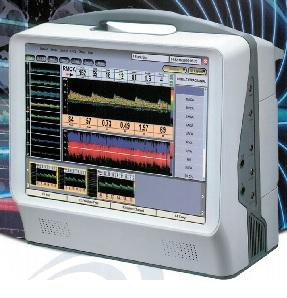 . Máy đo lưu huyết não (Doppler xuyên sọ 02 kênh)