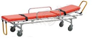 Băng ca cấp cứu có nệm dùng cho xe cứu thương
